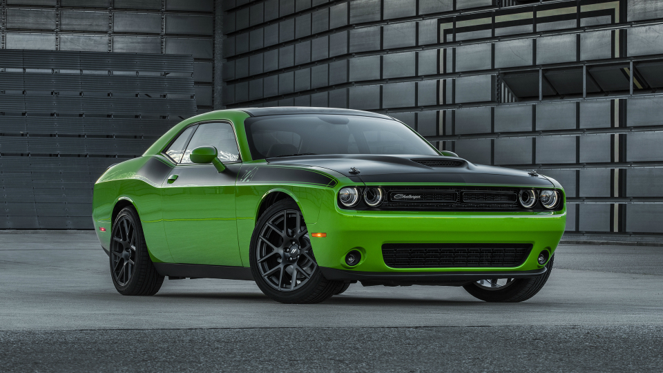 Dodge обновил Challenger и Charger