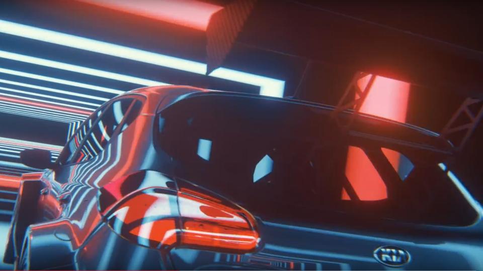 Компания STARD поведала о новейшей машине Кия ceedGT TCR