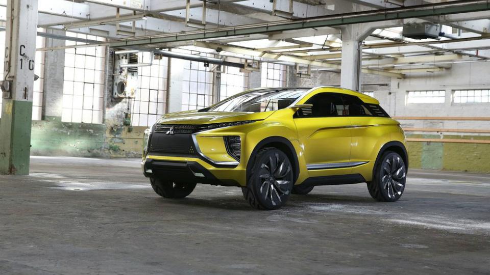 Глава Mitsubishi назвал сроки появления электрического кроссовера