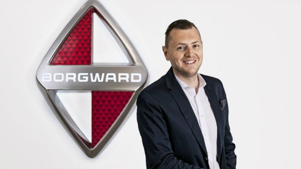 Новый автомобильный бренд Borgward нанял дизайнера Kia