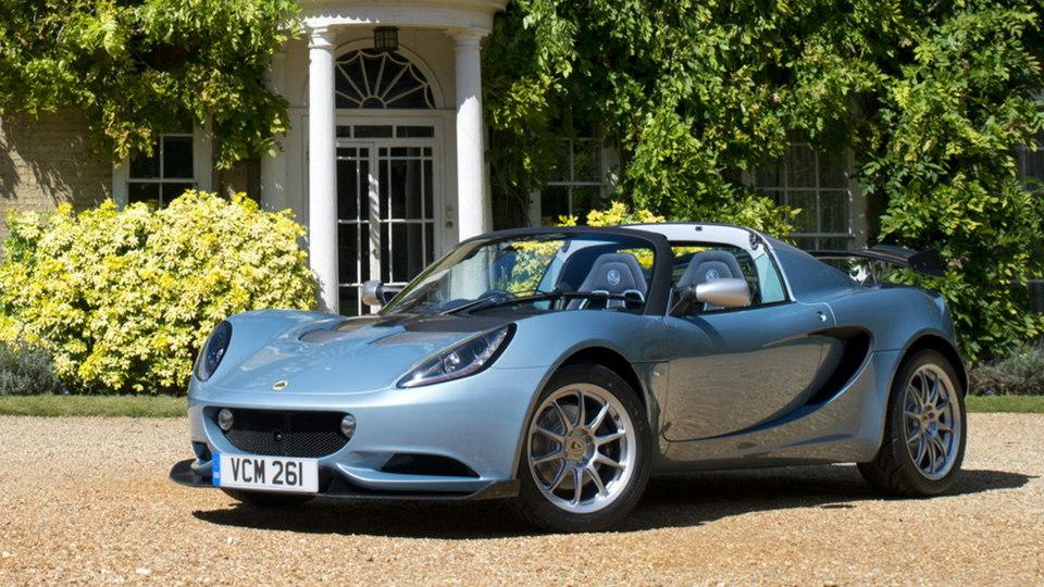 Lotus построил самыйлегкий ибыстрый дорожный Elise