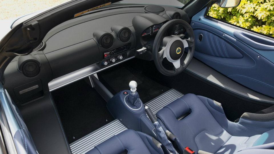 Компания Лотус представила спорткар Elise 250 «Special Edition»