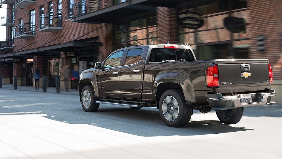 Công ty này đã cho thấy một xe bán tải vào năm 2017 mô hình năm