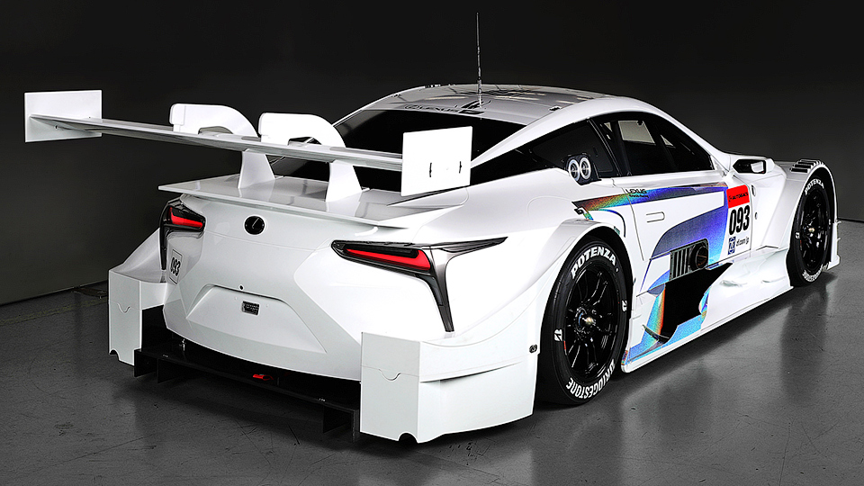Новое купе команды Gazoo Racing выйдет настарт следующей весной