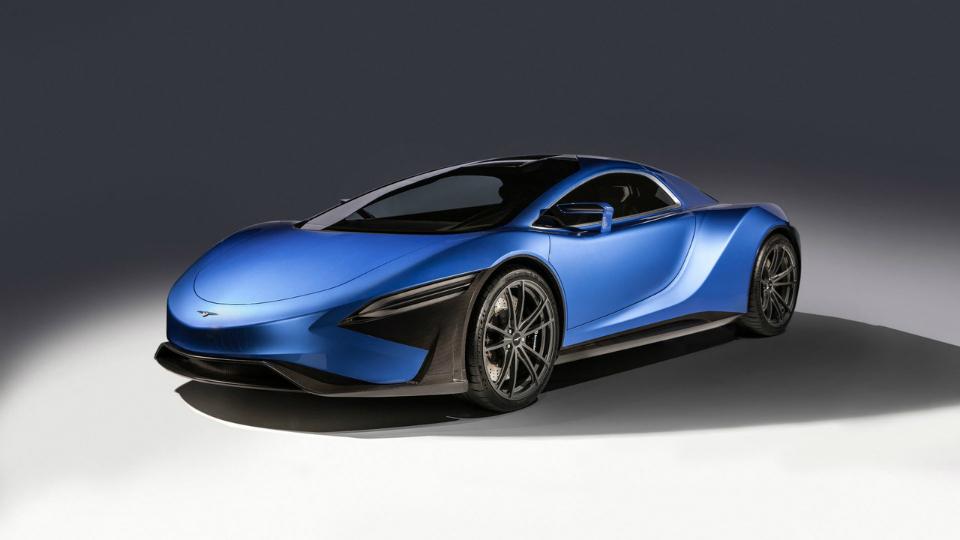 Джуджаро создаст дизайн для китайского суперкара - Джеджаро