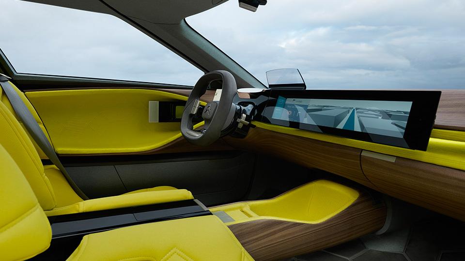 ВПариже дебютирует концепт-кар Citroen CXPERIENCE. Фото 3