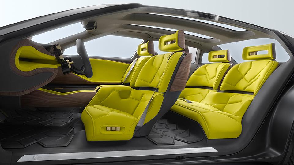 ВПариже дебютирует концепт-кар Citroen CXPERIENCE. Фото 4