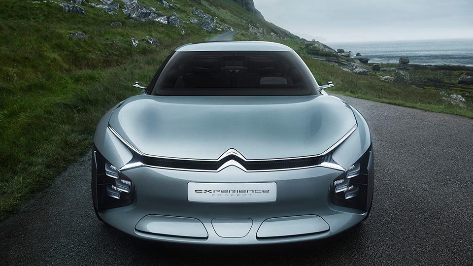 ВПариже дебютирует концепт-кар Citroen CXPERIENCE. Фото 5