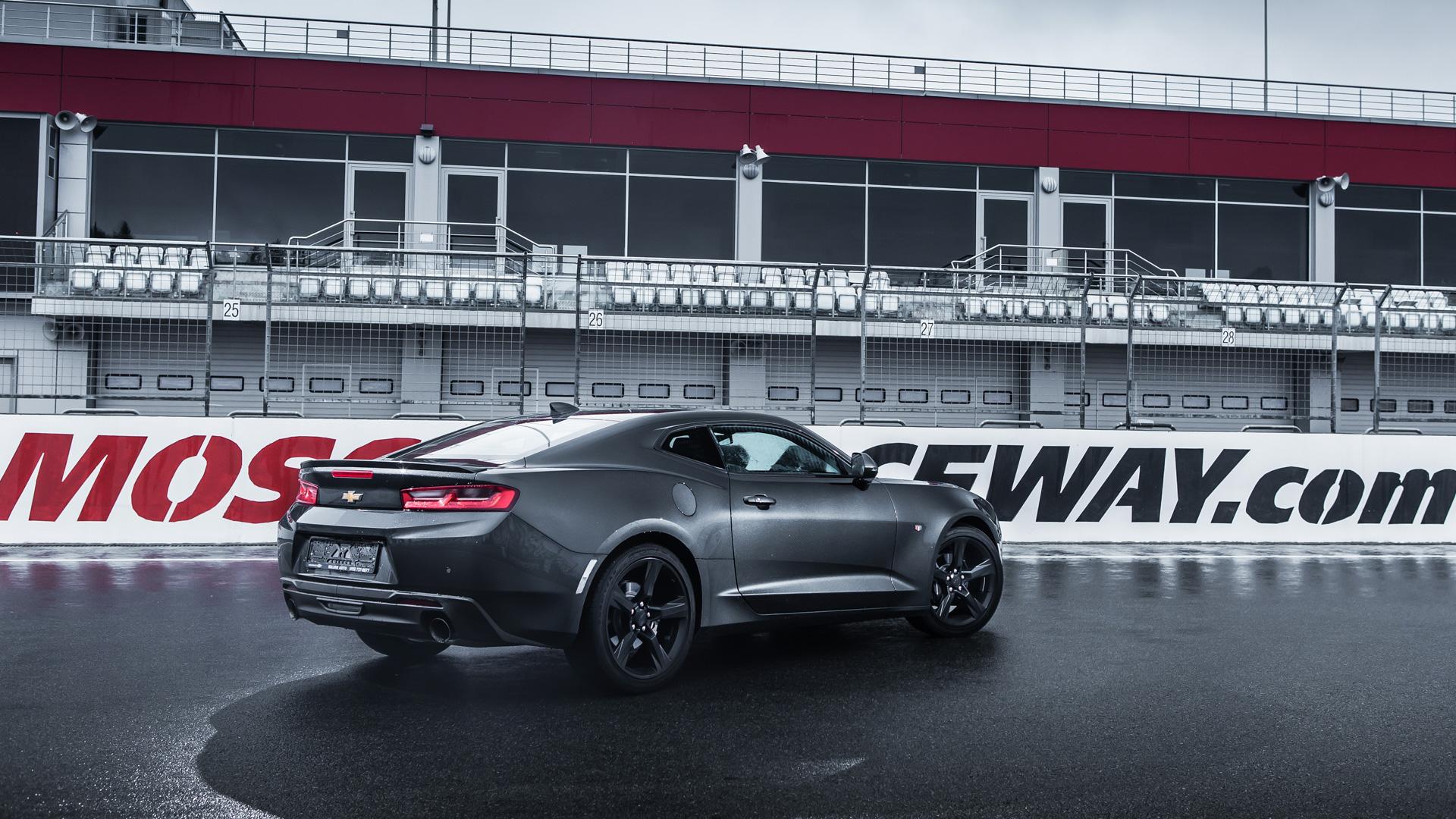 Чего нехватает новому Chevrolet Camaro: первый тест. Фото 2