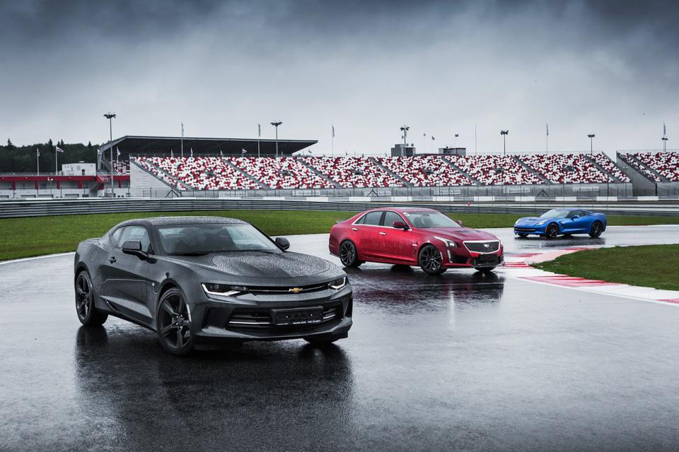 Чего нехватает новому Chevrolet Camaro: первый тест. Фото 8