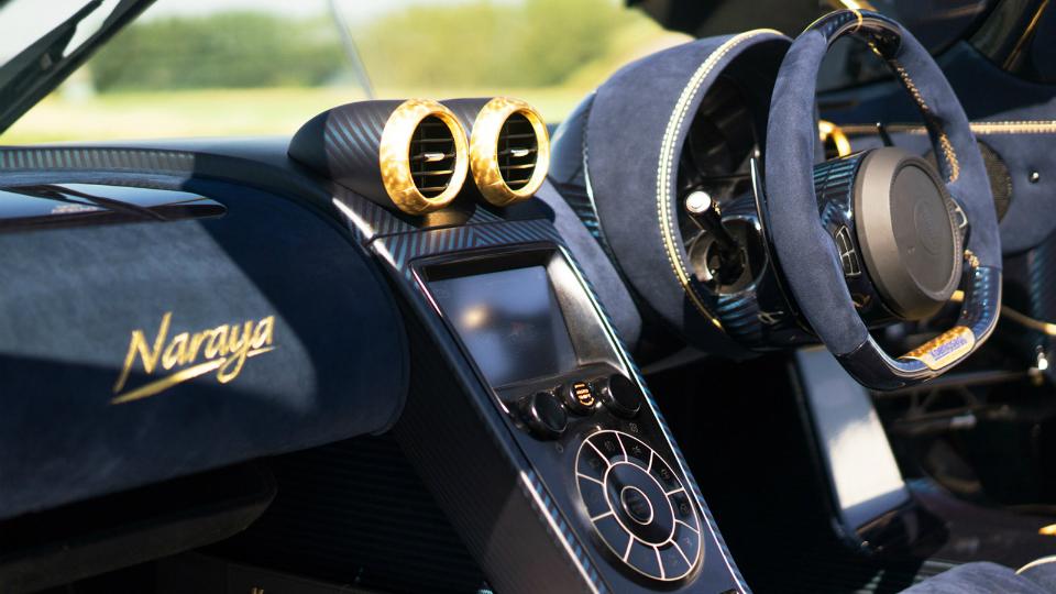Шведская марка сделала поспецзаказу особое купе Agera RS. Фото 1
