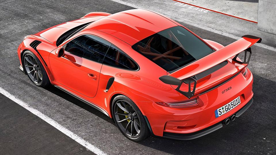 Выход нового среднемоторного спорткара Порше отложен на10 лет