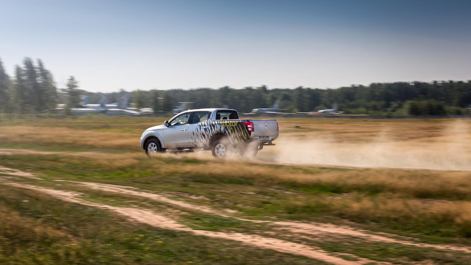 Длительный тест Mitsubishi L200: часть вторая. Фото 4