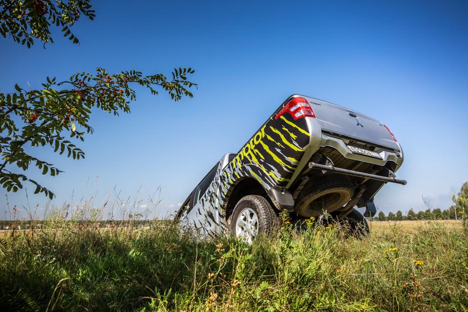 Длительный тест Mitsubishi L200: часть вторая. Фото 2