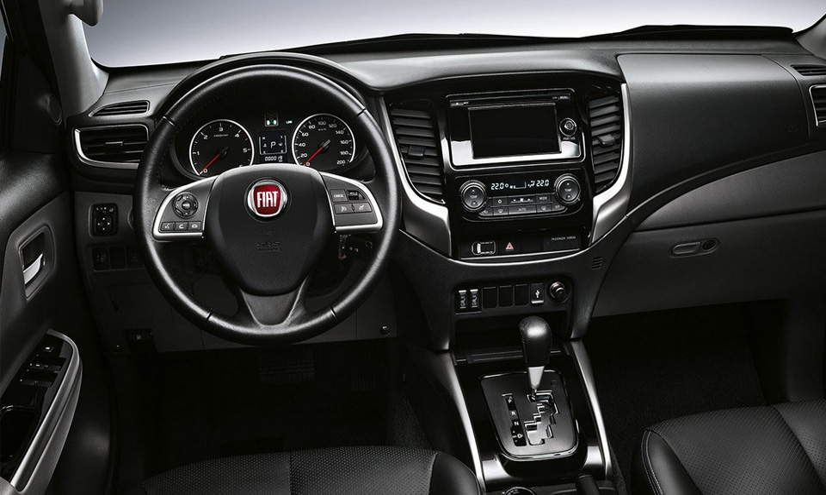 Названы рублевые цены напикап Fiat Fullback