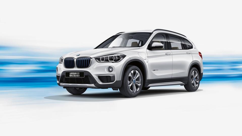 Удлиненный BMW X1 превратился вподключаемый гибрид