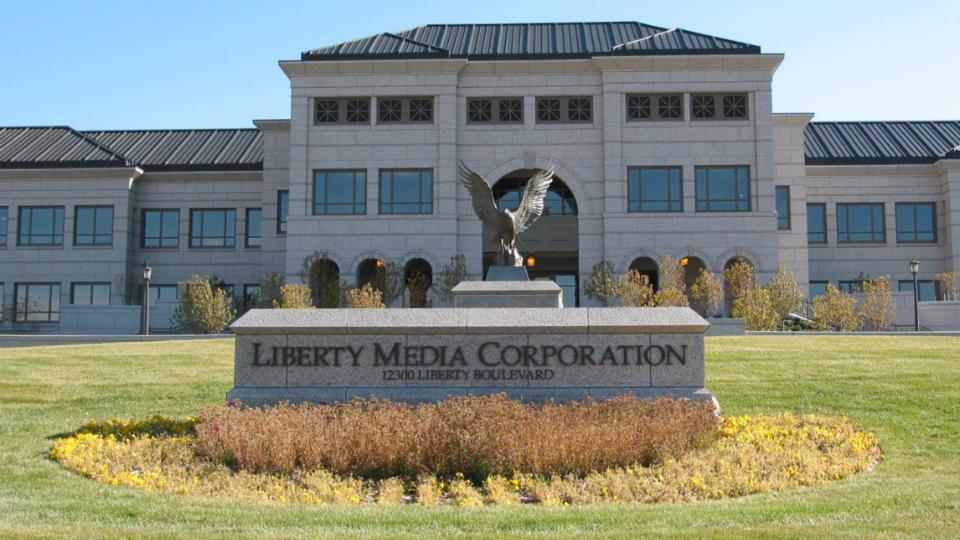 Liberty Media покупает Formula One