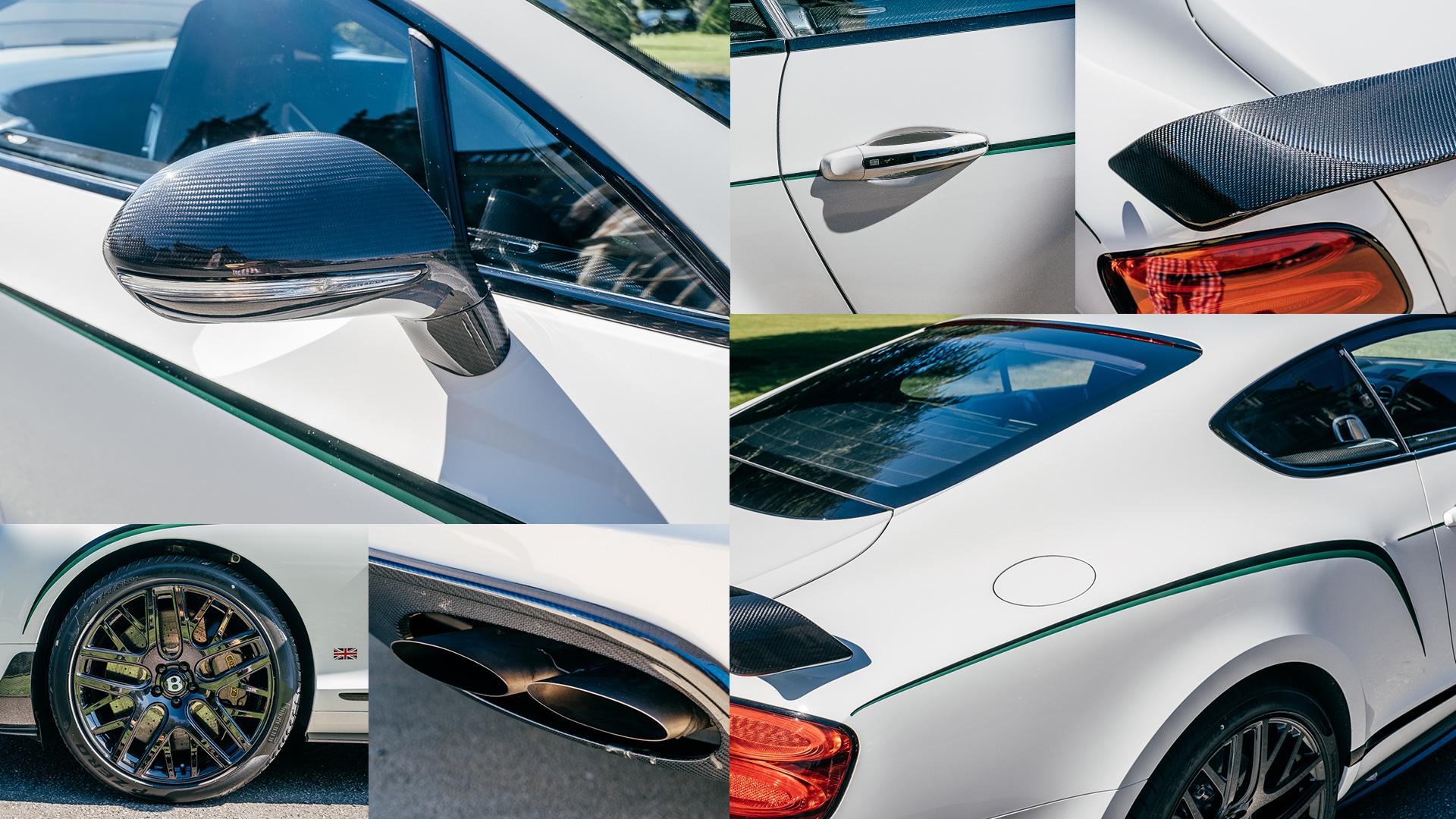 Мывзяли два спорткара Bentley, между которыми прошло почти столет. Фото 7