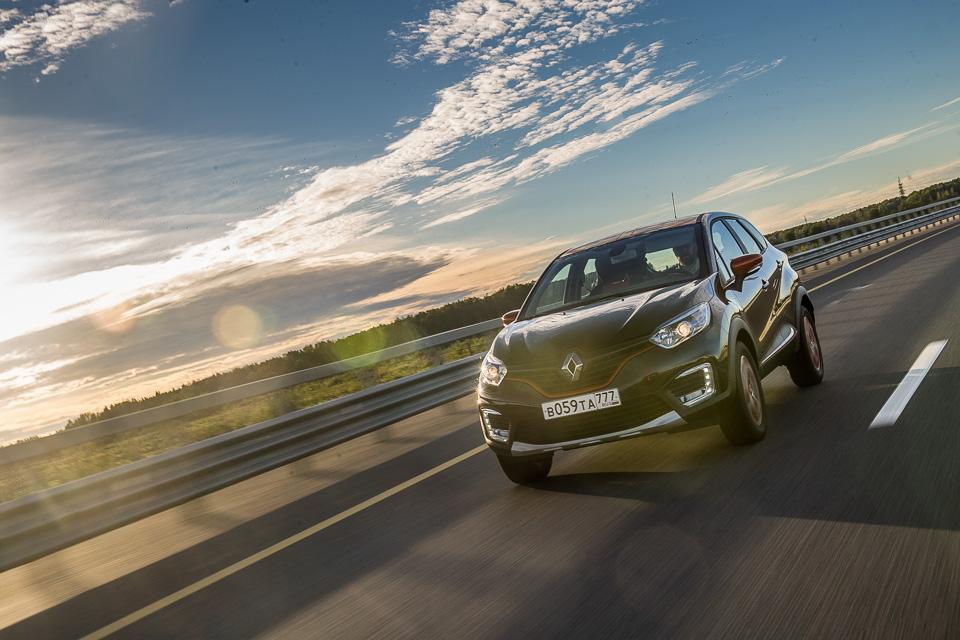 Зачем нужен икак едет Renault Kaptur свариатором. Фото 3