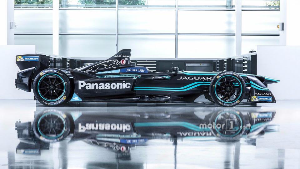 Panasonic Ягуар Racing: Новое имя вФормуле-Е