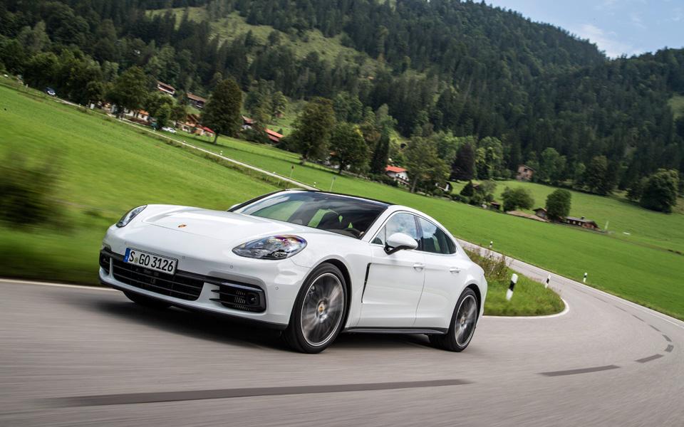 Инженеры Porsche сделали изPanamera самый совершенный спортседан вмире? Похоже, что да. Фото 2