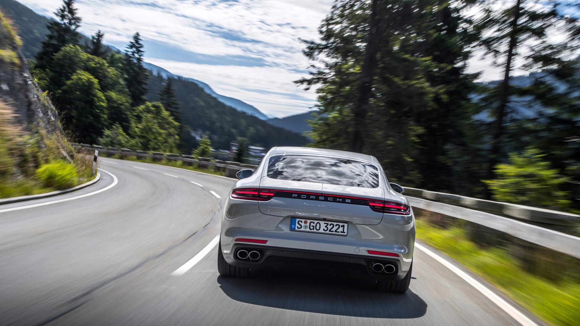 Инженеры Porsche сделали изPanamera самый совершенный спортседан вмире? Похоже, что да. Фото 3