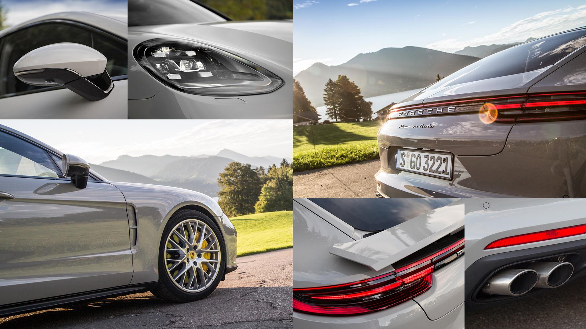 Инженеры Porsche сделали изPanamera самый совершенный спортседан вмире? Похоже, что да. Фото 4