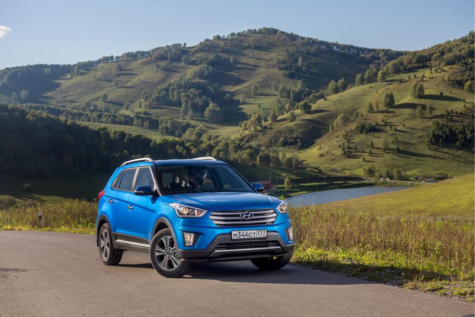 Hyundai Creta: каких неприятностей ждать конкурентам отнового кроссовера. Фото 1