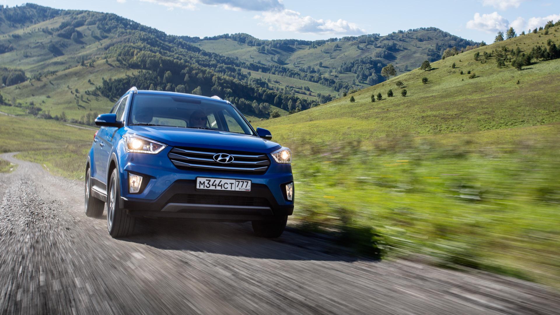 Hyundai Creta: каких неприятностей ждать конкурентам отнового кроссовера. Фото 5