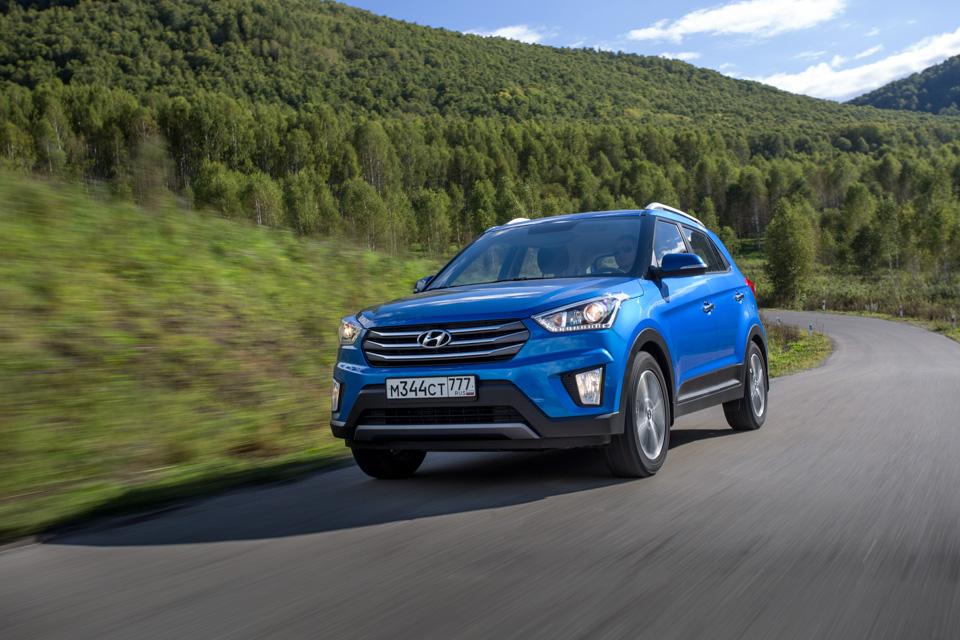 Hyundai Creta: каких неприятностей ждать конкурентам отнового кроссовера. Фото 4