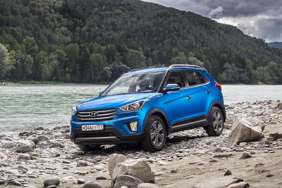 Hyundai Creta: каких неприятностей ждать конкурентам отнового кроссовера. Фото 10