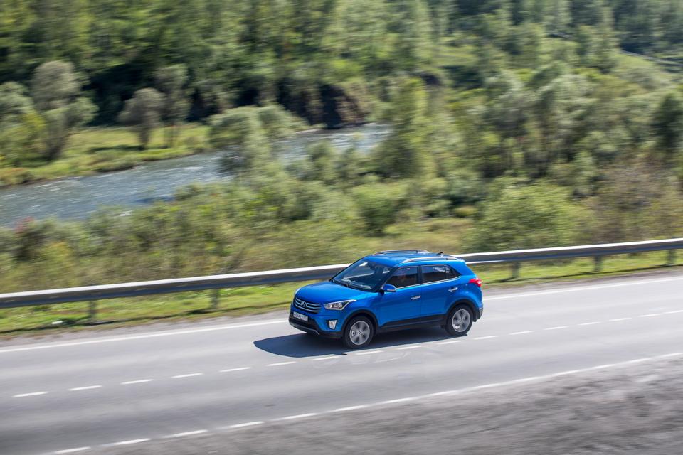 Hyundai Creta: каких неприятностей ждать конкурентам отнового кроссовера. Фото 7