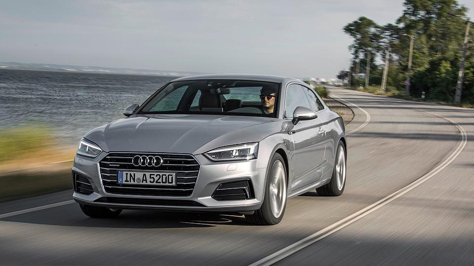 Новое поколение Audi A5 Coupé оценено в2 590 000 рублей
