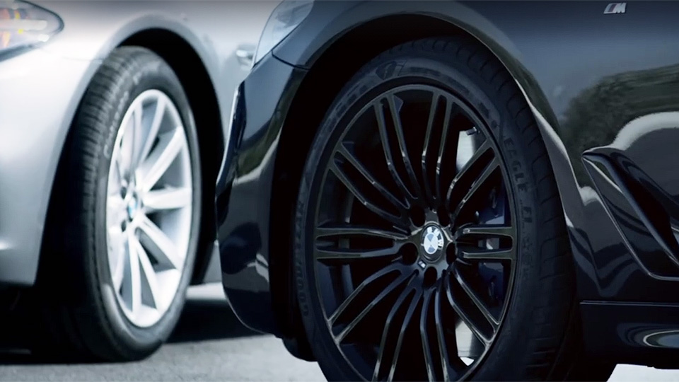 Компания БМВ  рассекретила салон нового авто 5 Series