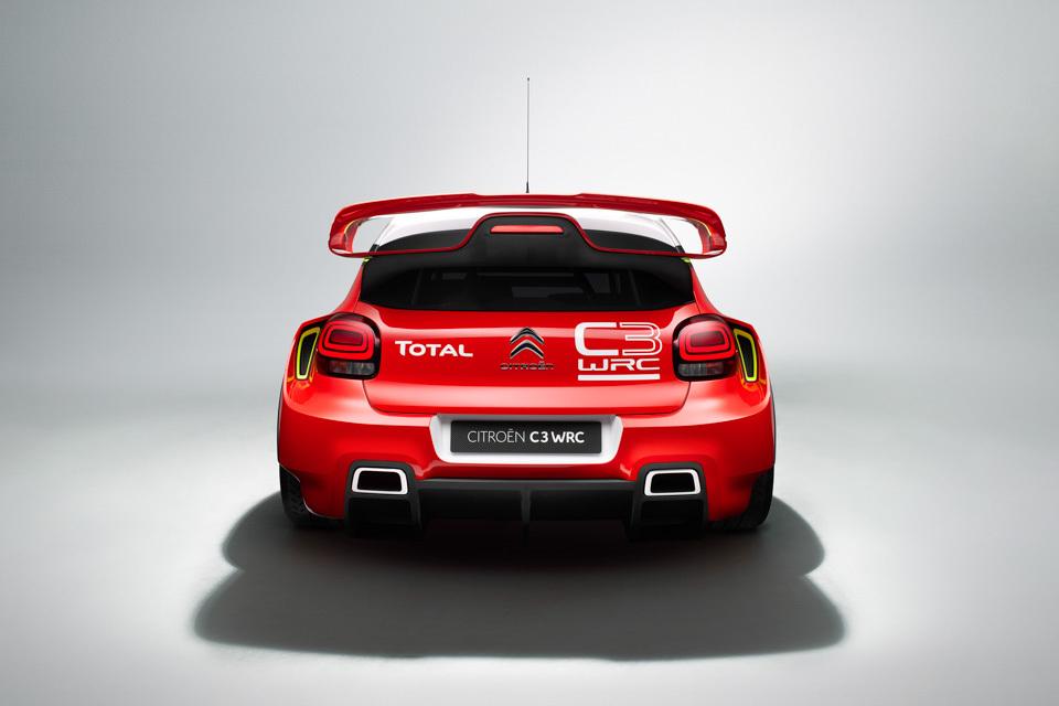 Citroen C3 WRC . Фото 9