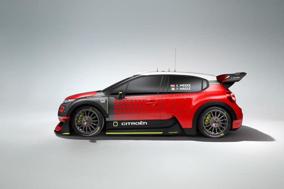 Citroen C3 WRC . Фото 7