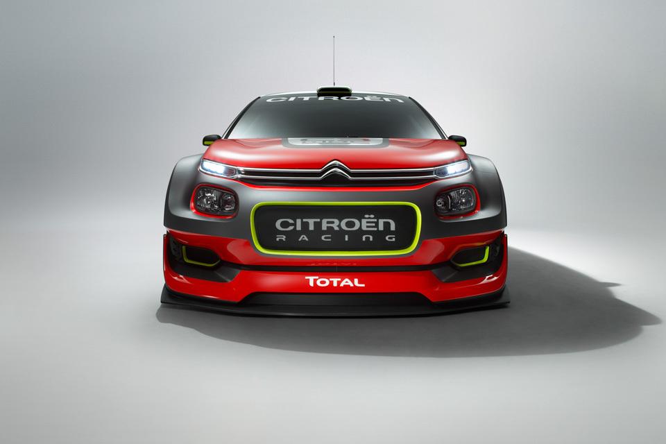 Citroen C3 WRC . Фото 5