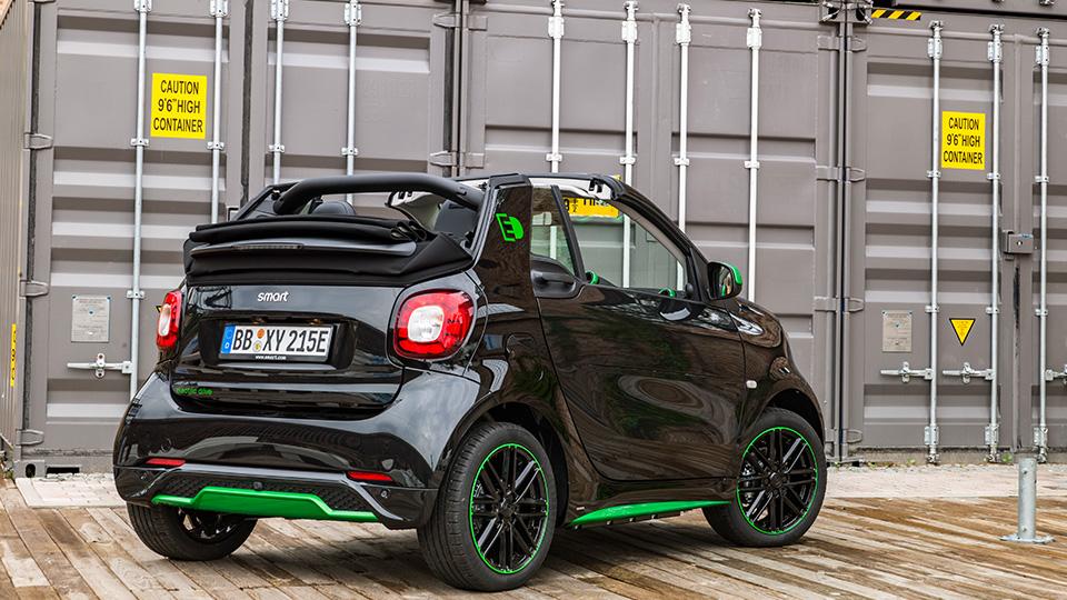 Все семейство новых автомобилей Smart перевели наэлектротягу. Фото 2