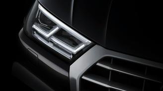 Новый Audi Q5 получит матричные фары - Audi