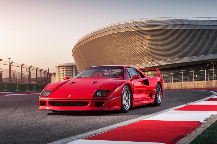 Тест-драйв турбо-Ferrari прошлого инастоящего. Часть вторая: Ferrari F40. Фото 1