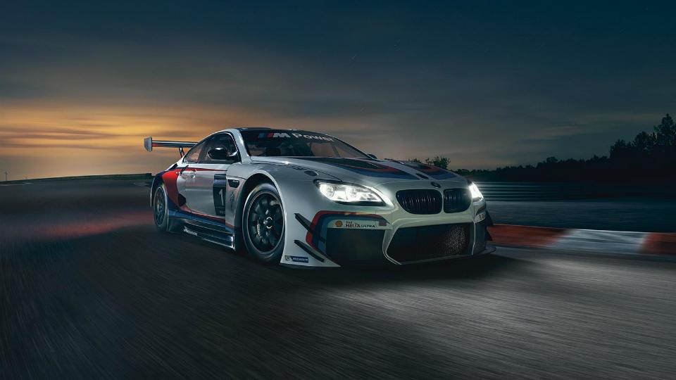 BMW вернулась вЛе-Ман сзаводской программой
