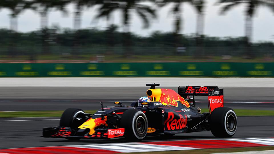Даниил Квят— 14-й наэтапе «Формулы-1» Гран-при Малайзии