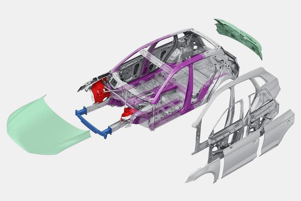 Пять фактов окроссовере Audi Q5 нового поколения. Фото 2