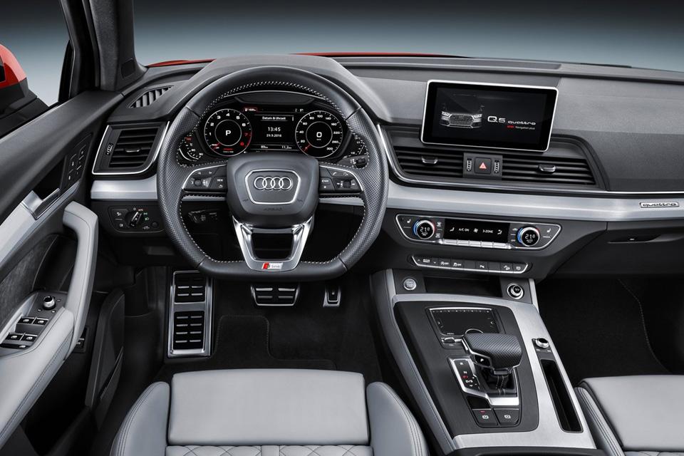 Пять фактов окроссовере Audi Q5 нового поколения. Фото 8