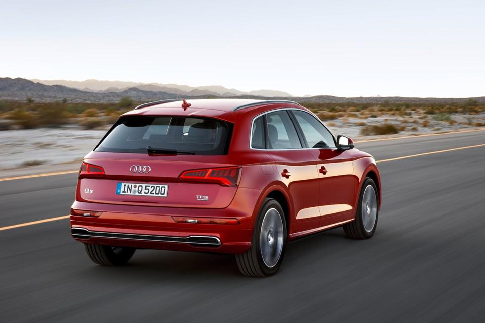 Пять фактов окроссовере Audi Q5 нового поколения. Фото 3