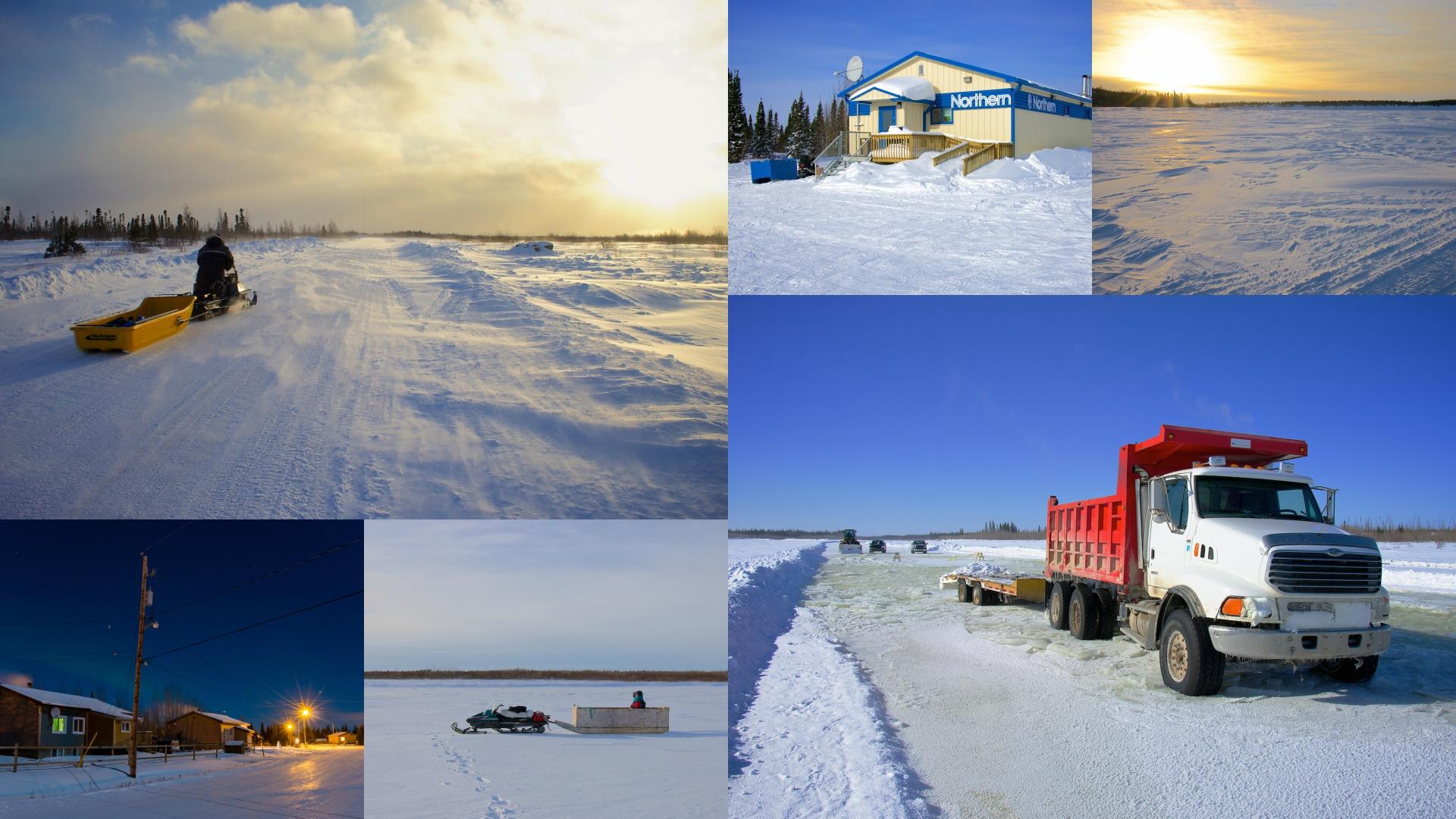 Самые снежные точки планеты, вкоторых можно поездить наавтомобиле. Фото 16