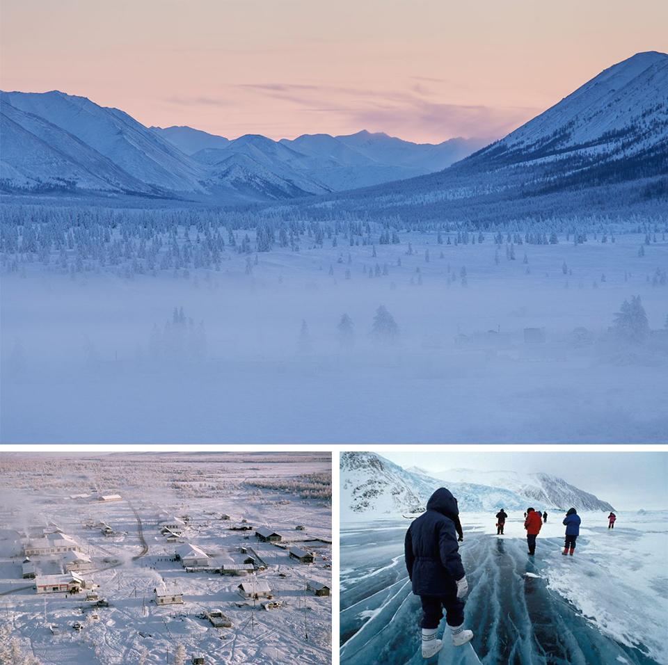 Самые снежные точки планеты, вкоторых можно поездить наавтомобиле. Фото 4