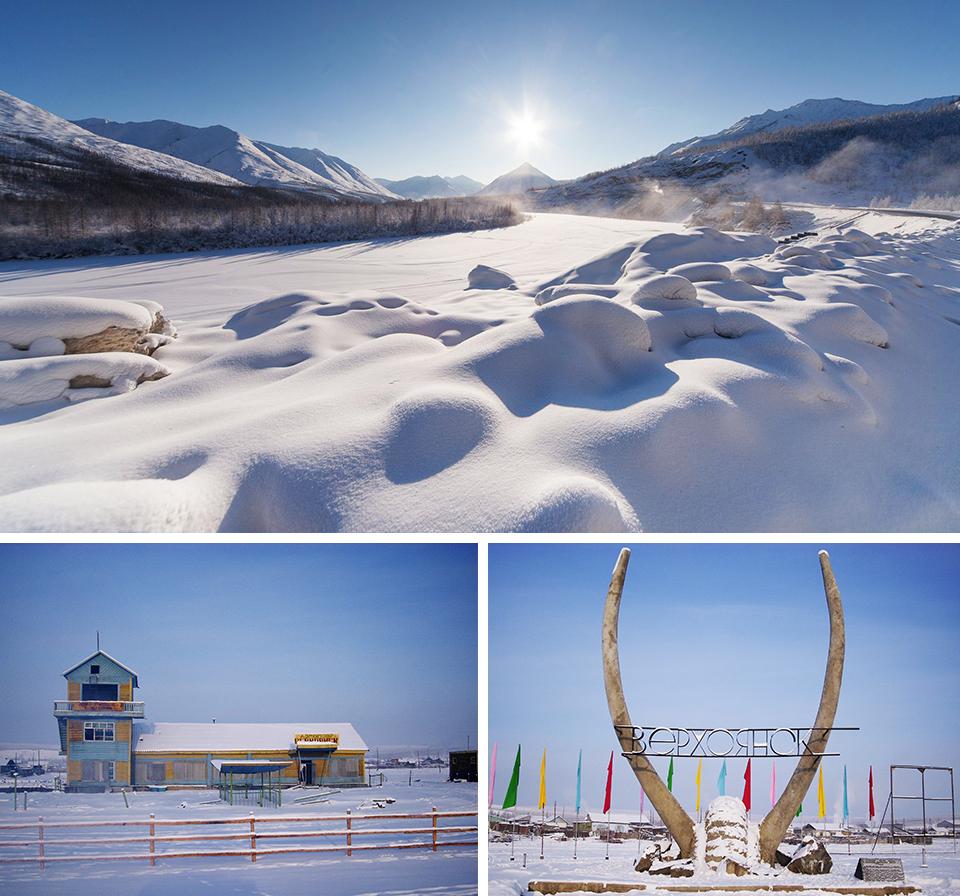 Самые снежные точки планеты, вкоторых можно поездить наавтомобиле. Фото 7