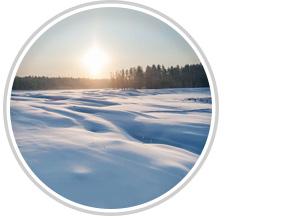 Самые снежные точки планеты, вкоторых можно поездить наавтомобиле. Фото 5