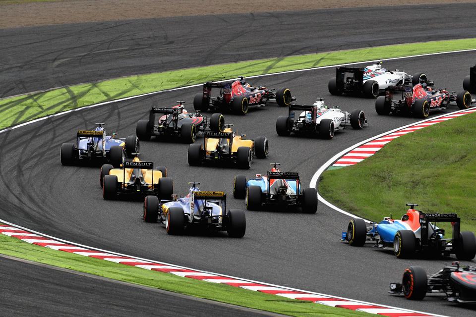 Безупречный Росберг, нервные чемпионы идругие события Гран-при Японии. Фото 9